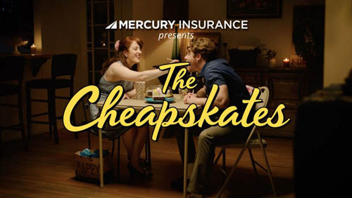 "Mercury Insurance ""Re-Gift"""