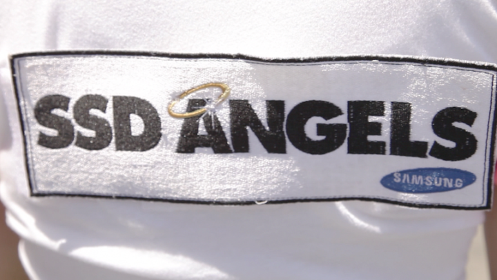 Samsung SSD Angels in L.A.