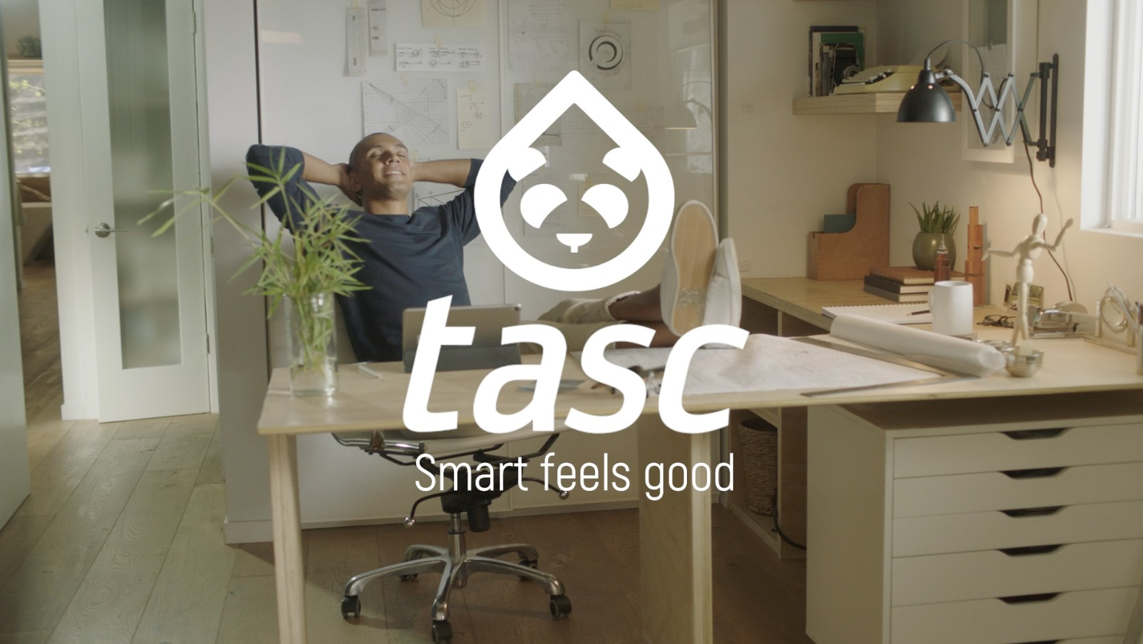 "Tasc ""Looks Like, Feels Like"""